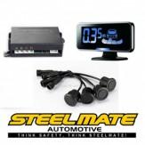 Parkavimo sistema galui Steelmate PTS400V4 su V4 ekranu