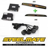 Parkavimo sistema priekiui ir galui Steelmate PTS810M5M6
