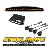 SteelMate Parkavimo sistema su vaizdo kamera PTSV401