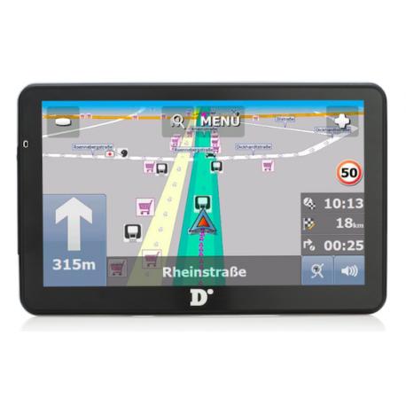 Diniwid N7 Sunkvežimine navigacija 2016