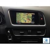 Audi MMI 3G+ HDD 2016 Lietuvos ir Europos žemėlapiai