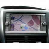 Europos žemėlapiai 2015 Subaru Core2 4 DVD SET