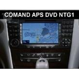 APS NTG1 Rytų Europos žemėlapiai DVD Core2