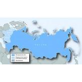 City Navigator Rusija žemėlapis
