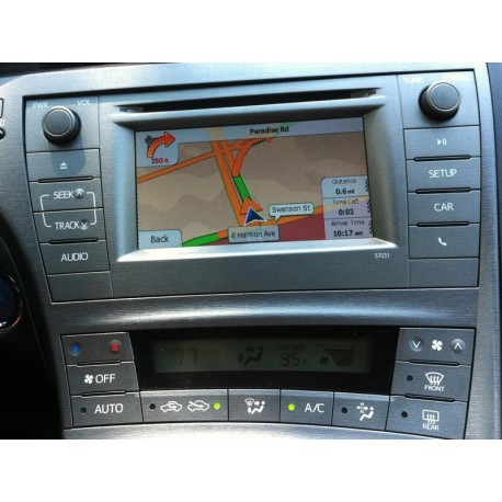 Toyota prius HDD USA